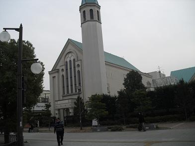 2 教会とホテル