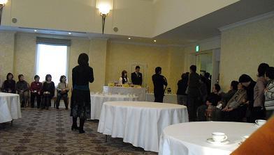 5 ティータイム・歓談会