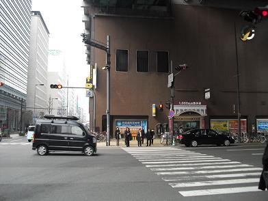 2 船場センタービルの筋