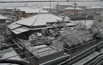 1 雪の日