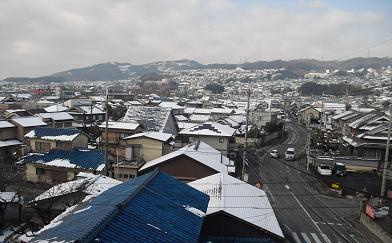 2 雪の日