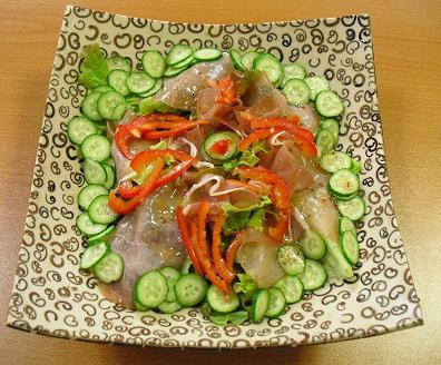 1 イタリア風?野菜サラダ