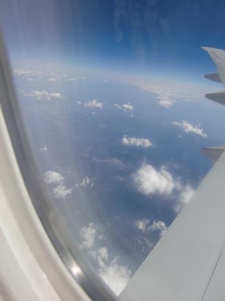 4 四国上空