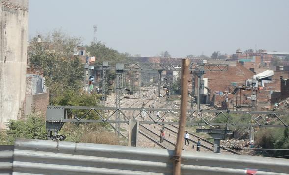 5 インドの鉄道路線