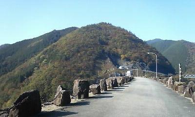 岩屋ダム②