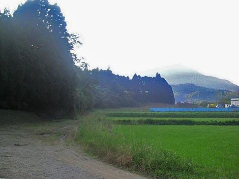 クッキングパパ亭の近くの風景