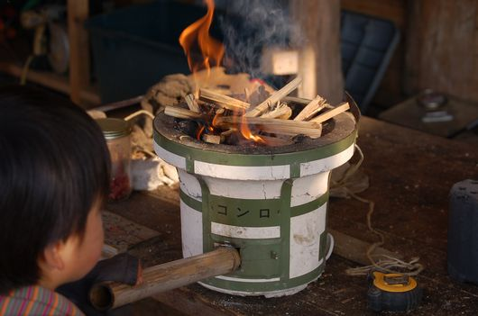 traditonal heater