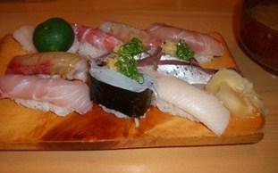 下田のお寿司