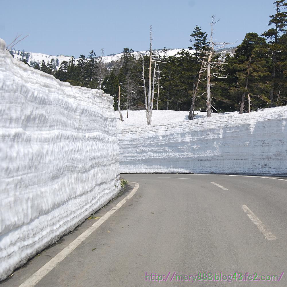 雪の壁001