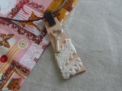 鍵のネックレス