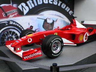 F-1 2003 フェラーリ1