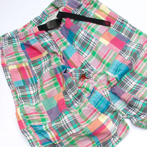 GRAMICCI MADRAS PATCHWORK SHORT