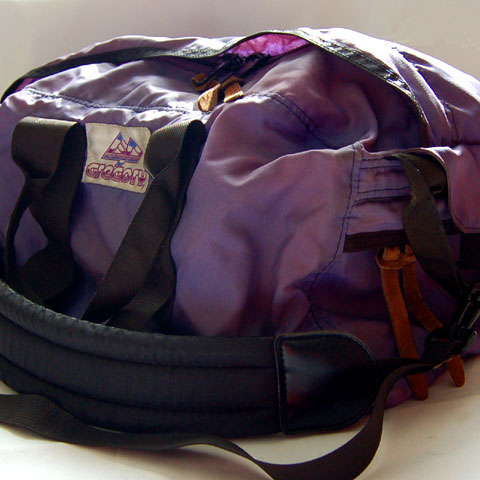 GREGORY DUFFLEBAG