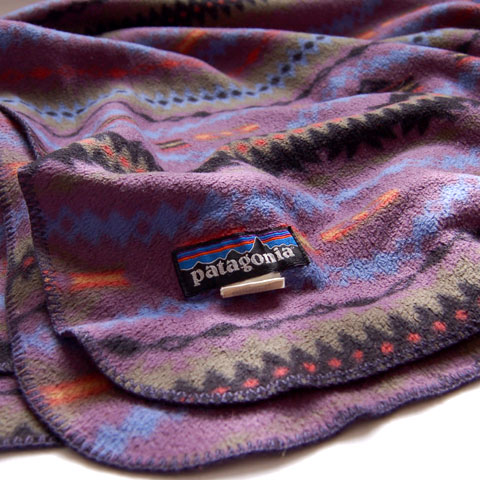 PATAGONIA FULL SYNCHILLA BLANKET