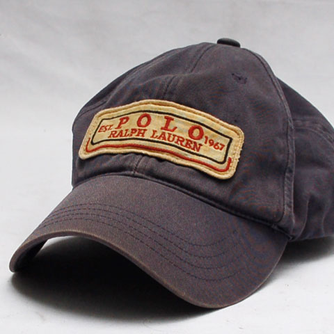 Polo Ralph Lauren COTTON LOGO CAP