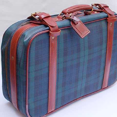 Polo Ralph Lauren SUITCASE (Blackwatch)