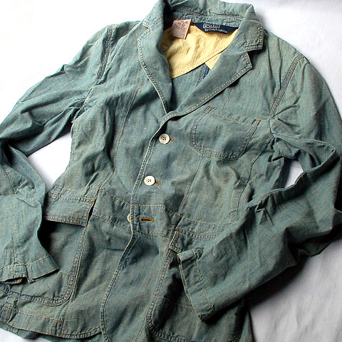 Polo Ralph Lauren CHAMBRAY 3B JACKET