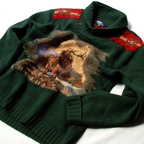 Polo Ralph Lauren SHAWLCOLLAR SWEATER