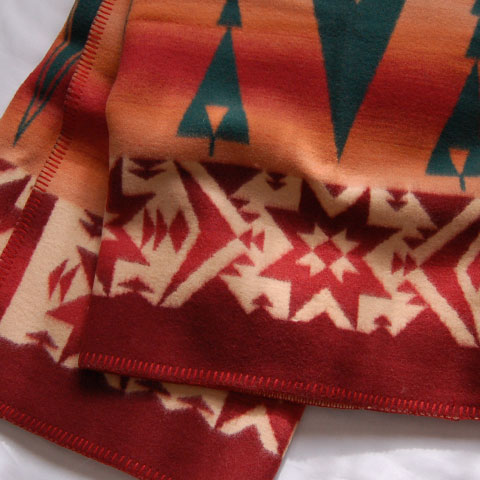 Polo Ralph Lauren NATIVE WOOL BLANKET