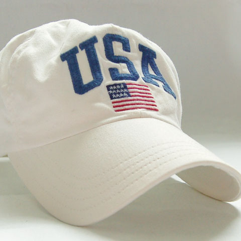 POLOSPORT COTTON USA CAP