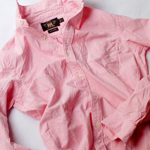Double RL OXFORD BD SHIRT