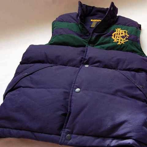 RUGBY DOWN VEST
