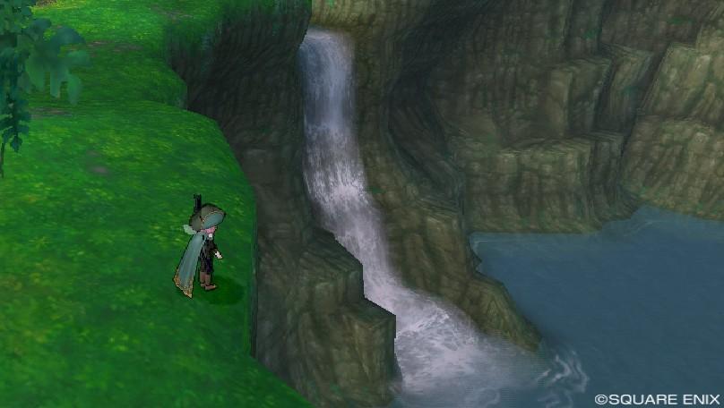 フエラゴの滝