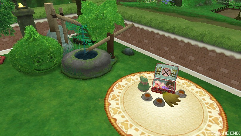 テンドンくんちの庭1
