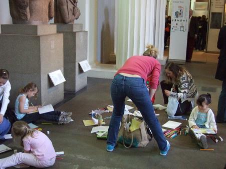 大英博物館9