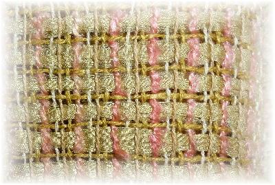 裂き織りマフラー1-3
