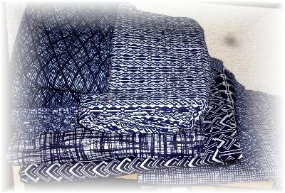 浴衣裂き織り1