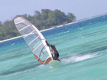 2009年11月21日今日のマイクロビーチ1