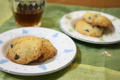 サンタさんへのクッキー縮小ph