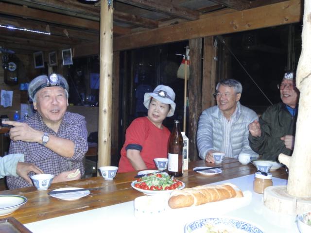 2011年10月29日うたごえ 松平さん参加 1