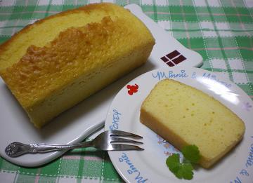 パウンドケーキ☆オランジュ