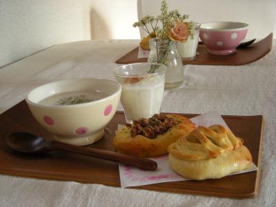 パンで朝ごはん3_convert_20091120125529