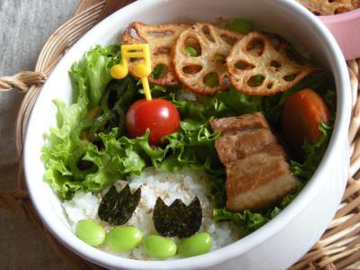 12月2日角煮弁当2_convert_20091202132302