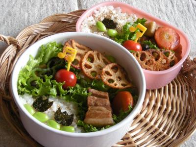 12月2日角煮弁当3_convert_20091202132249