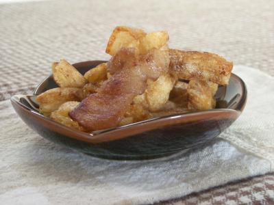 豚バラ肉と小揚げのカリカリ焼き_convert_20091218135240