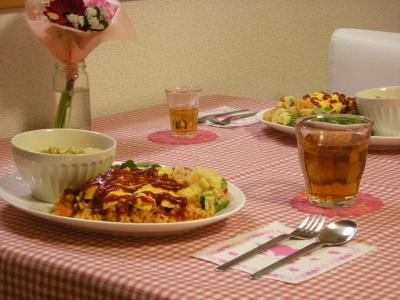 オムライスの食卓_convert_20091225131500