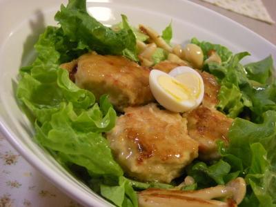 つくねサラダ丼~2_convert_20100121142700