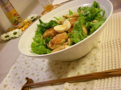 つくねサラダ丼~3_convert_20100121142839