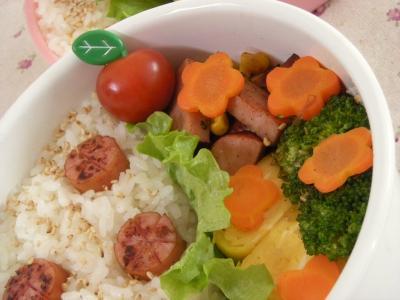 1月25日焼き豚使い切り弁当2_convert_20100125125823