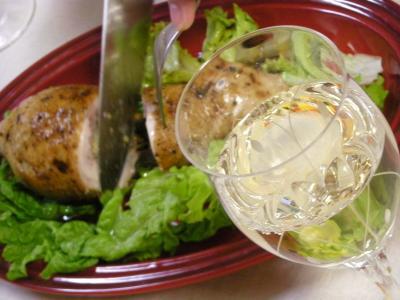 チキン料理&ワイン_convert_20100206160431