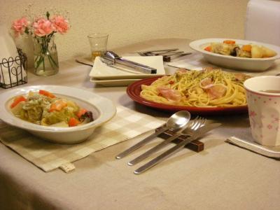 ロールキャベツの食卓_convert_20100217150826