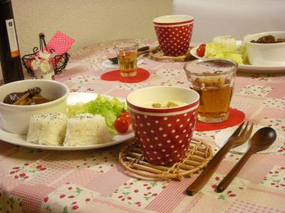煮込みハンバーグの食卓_convert_20100327152039
