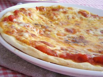 3種のチーズ&ブラックペッパーのピザ_convert_20100328163140