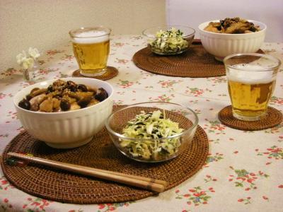 鶏丼の食卓_convert_20100505122631