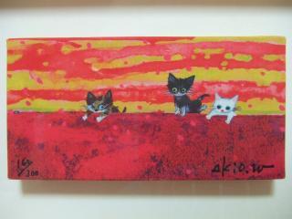 猫アート2
