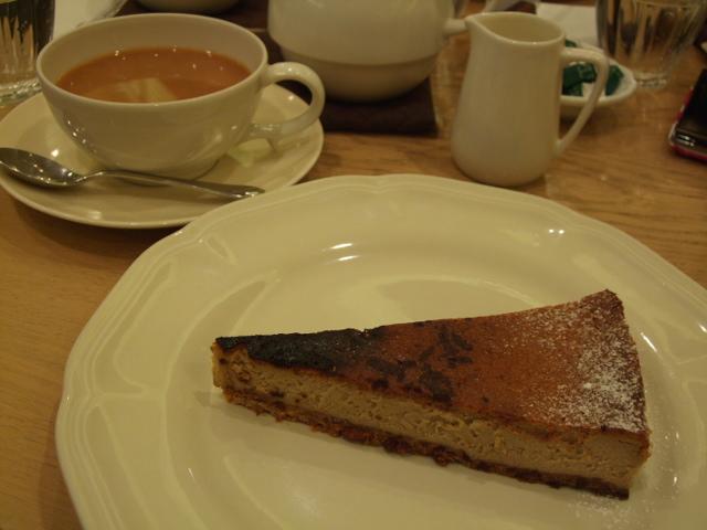 エソプレッソチーズケーキ